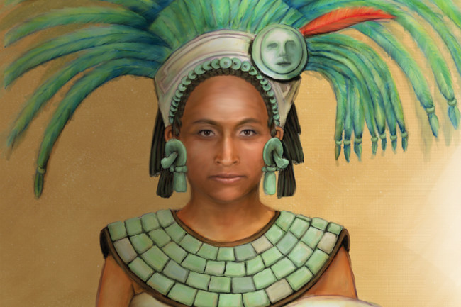 The Power And Glory Of The Maya Queens Discover Magazine
