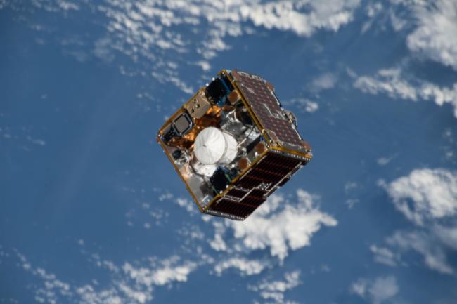 RemoveDEBRIS satellite - NASA