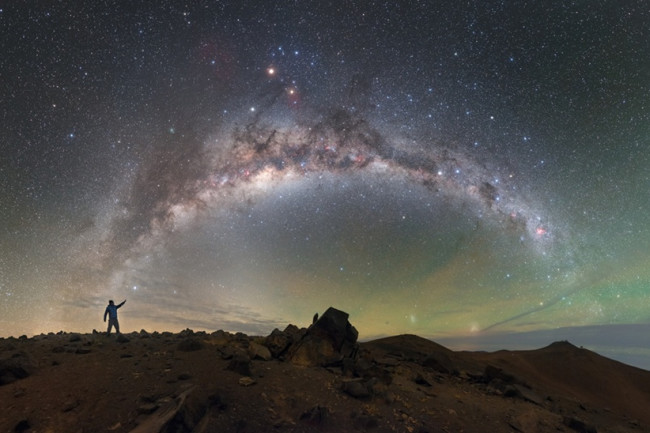 Milky Way - ESO