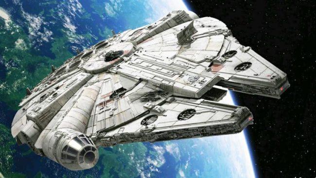Millennium Falcon - Lucasfilm