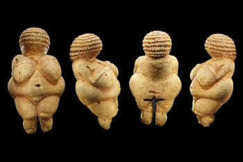 What Did the Venus of Willendorf Originally Represent?