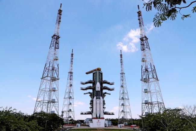 GSLV MkIII-M1 rocket - ISRO