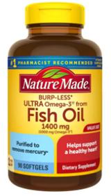 Best Fish Oil 10