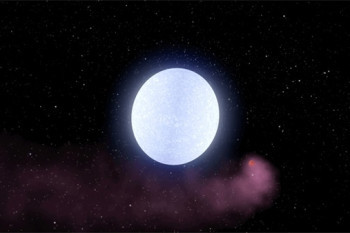 This Exoplanet's Atmosphere Is So Hot It Splits Molecules In Two