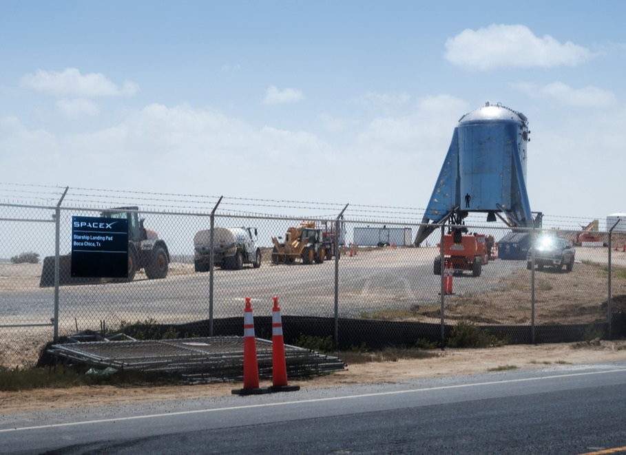 Starship Construction