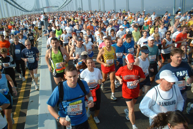 The Many Ways Running a Marathon Destroys Your Body