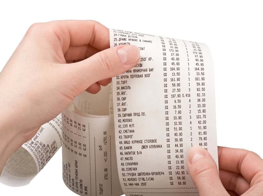 Receipts May Expose Us To High Levels Of Bpa Discover Magazine