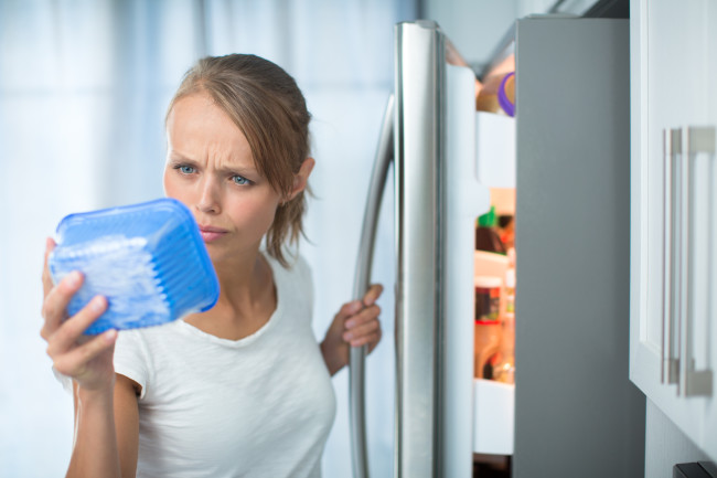 Expiration Date, Spoiled Food, Refrigerator - Shutterstock