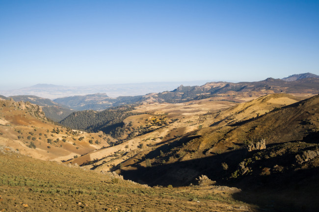 Bale Mountains, Ethiopia - Shutterstock