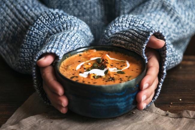 soup - tomato