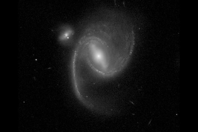 Super Spiral galaxy