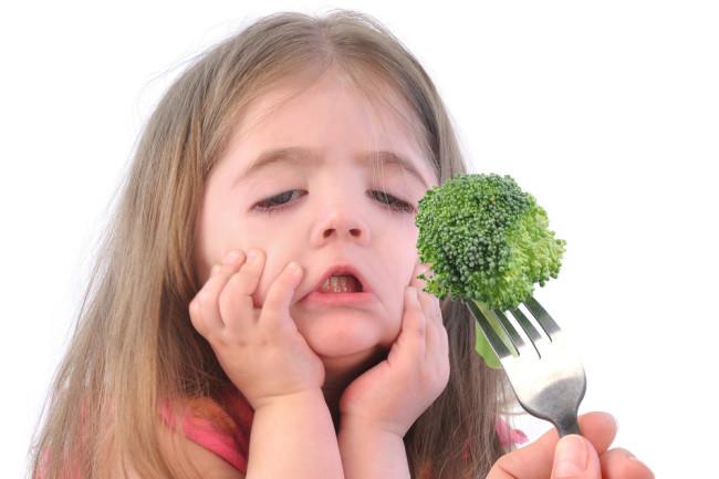hates broccoli