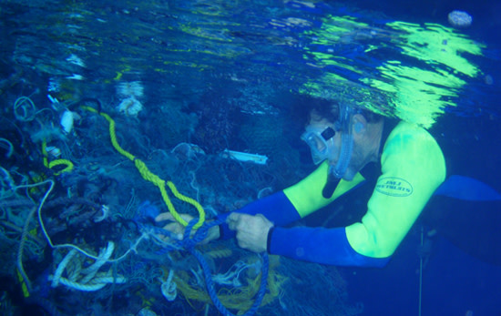Plastic Pollution Ocean - Algalita Marine Research Foundation