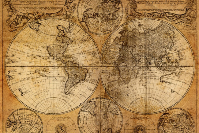 The Mystery of Extraordinarily Accurate Medieval Maps