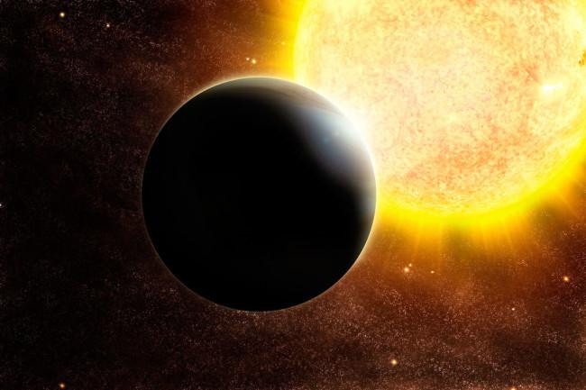 exoplanet LHS 3844b - NASA