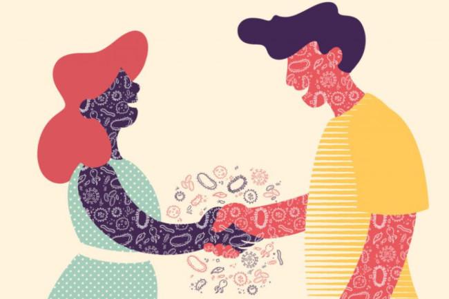 Microbiome-Handshake-Art