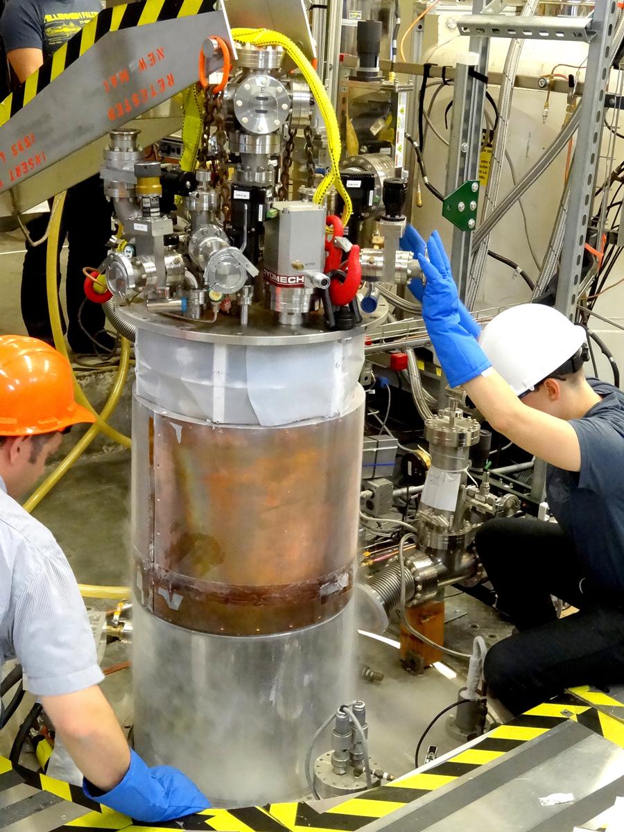 Axion Dark Matter eXperiment - U Washington