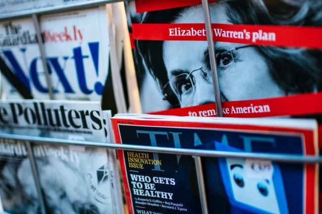 newsstand public editor