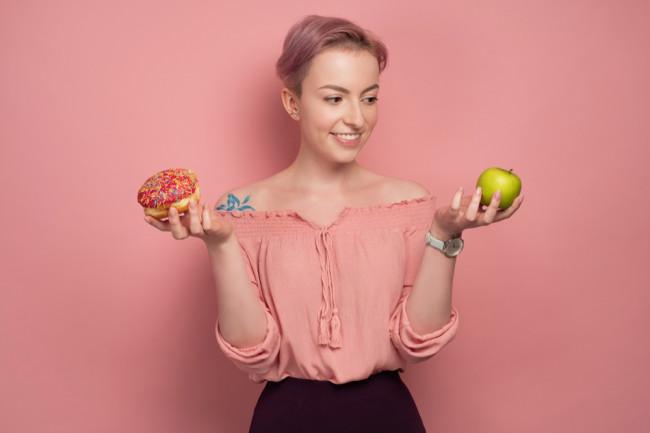 Calories Header