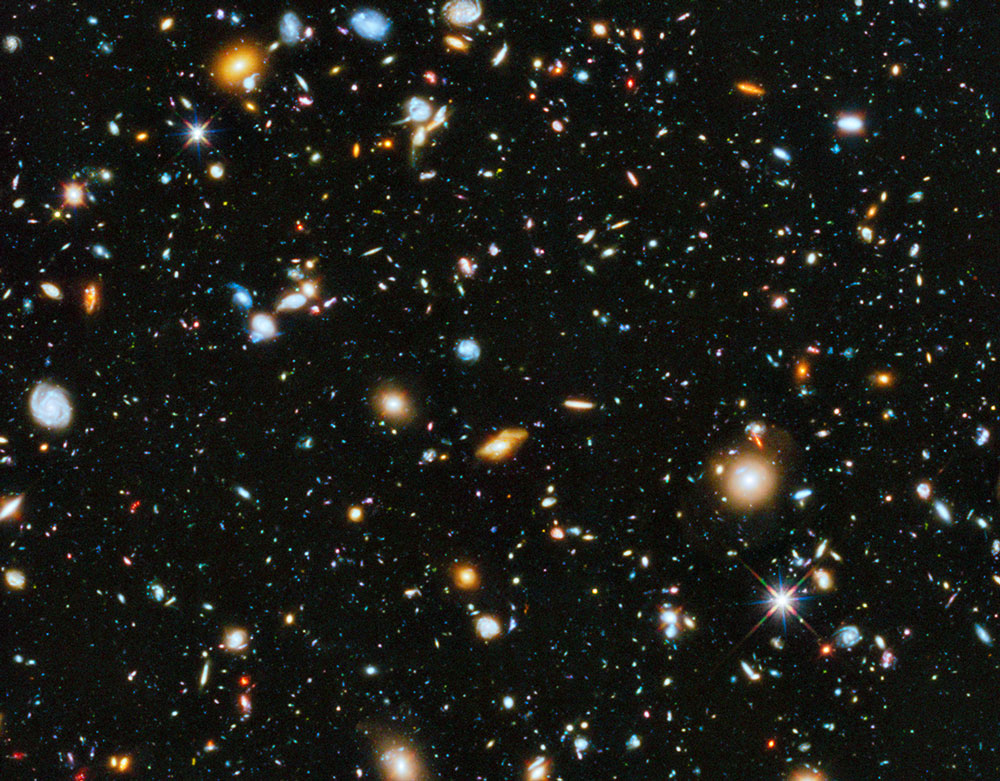 The 4 Big Discoveries Underpinning Our Knowledge of the Universe