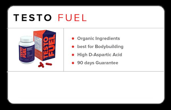 TestoFuel testosterone boosters