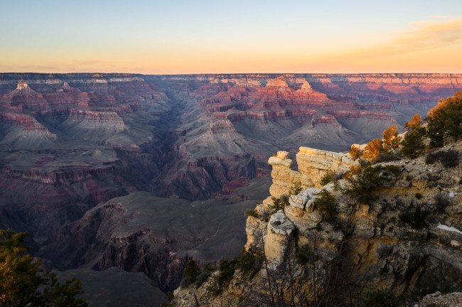 The Grand Canyon - Shutterstock
