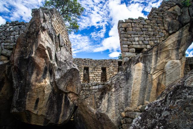 The Temple of the Condor. (Credit: lu_sea/Shutterstock)