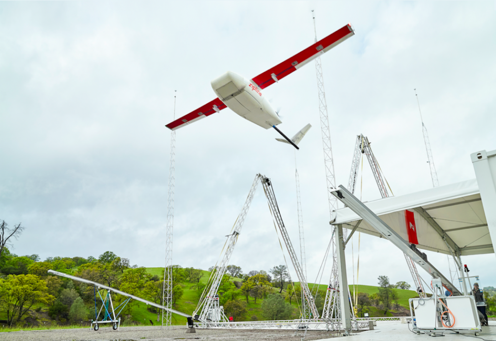 Fastest Delivery Drone Starts Lifesaving Flights