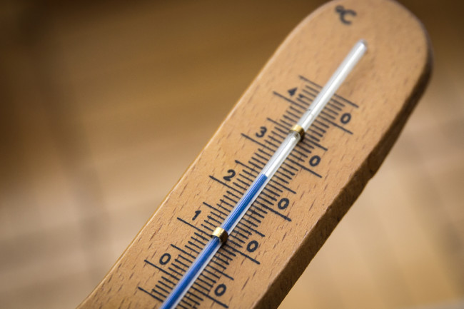 Thermometer - Shutterstock