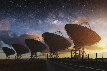 60 Years of SETI: The Search for Alien Life in the Cosmic Haystack