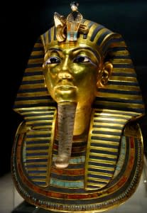 King Tut, Egyptian Museum in Cairo - Tørrissen