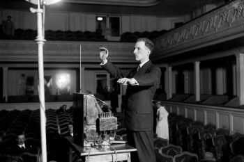 Creepy Music and Soviet Spycraft: The Amazing Life of Leon Theremin