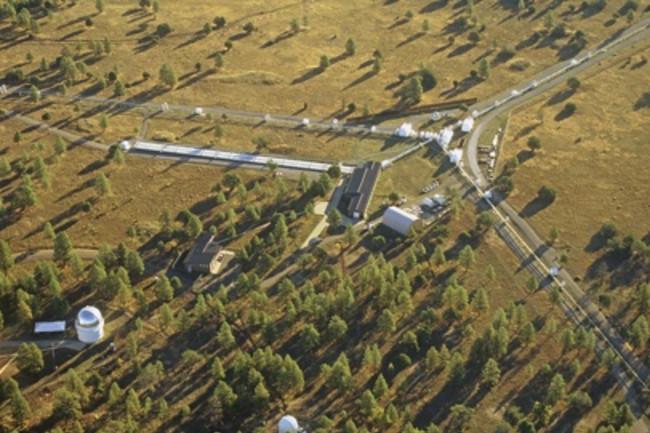 Navy Precision Optical Interferometer NPOI - UNSO