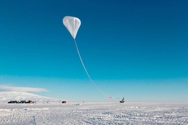 balloon antarctic