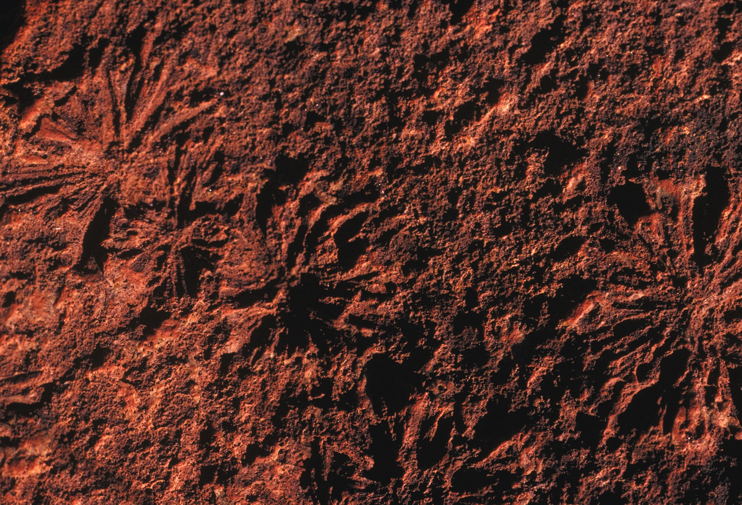 Pilbara Craton salt crystals