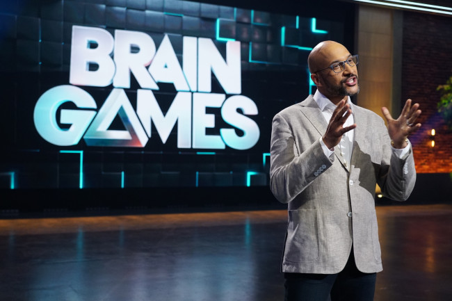 He's not a neuroscientist--but Keegan-Michael Key is a very engaging host of the rebooted Brain Games television series.