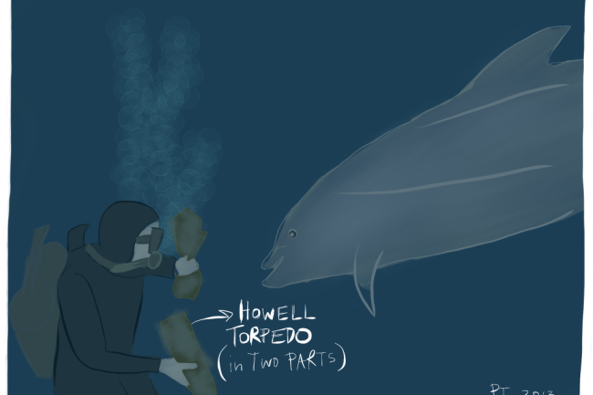 howell torpedo