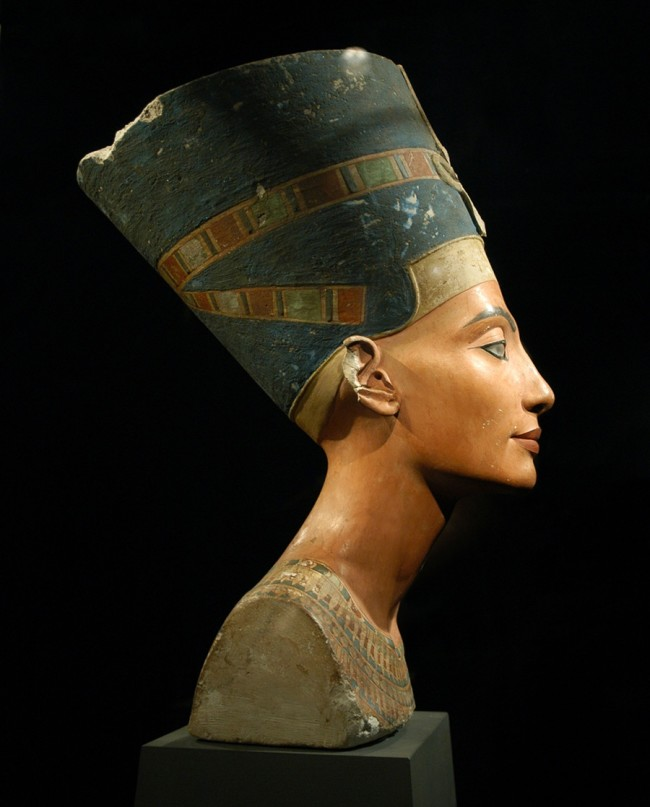Nefertiti - Alamy