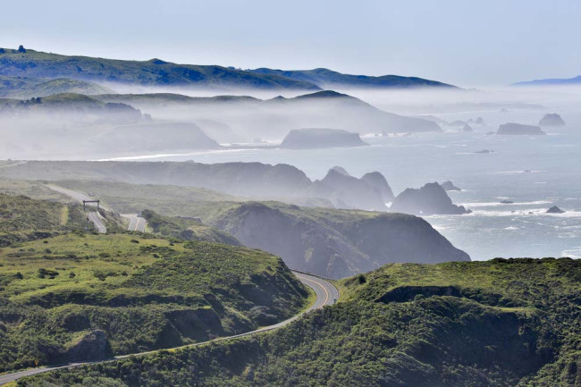 Bodega Bay, California Coast - Shutterstock
