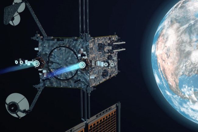 Maxar Power Propulsion Element Spacecraft-1-1024x894