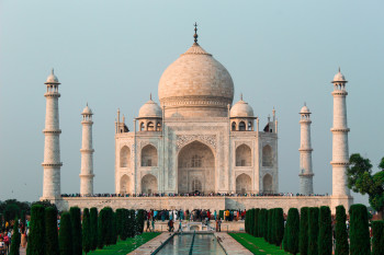 The Taj Mahal: Can India Save This Corroding Beauty?