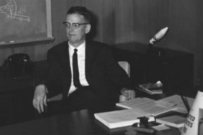 Jim Chamberlin - NASA