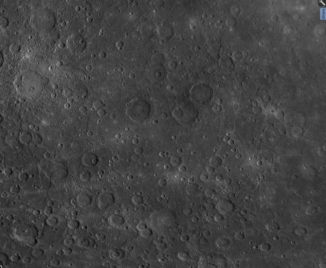 Mercury NASA