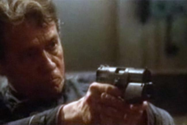 Adama - Screenshot from Battlestar Galactica