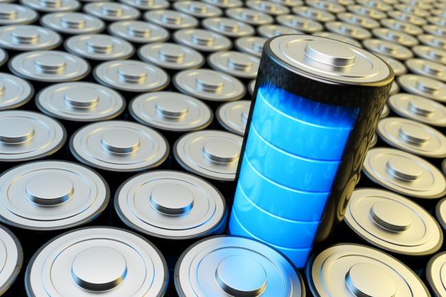 battery - shutterstock