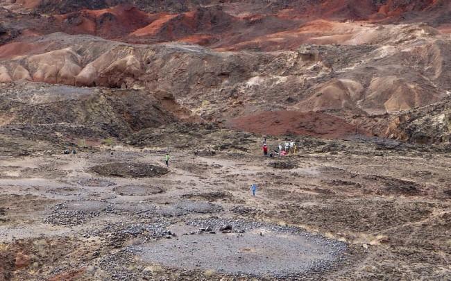 lake turkana dig site human remains ancient people civilization