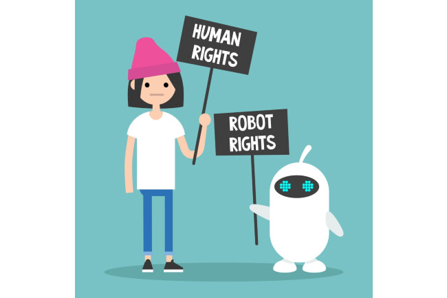 Human Rights, Robot Rights - Shutterstock