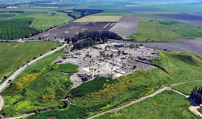 Tel Megiddo - armageddon