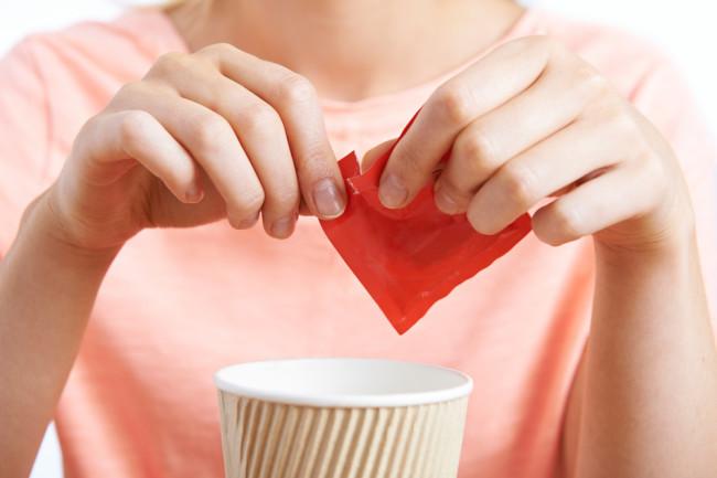 Artificial Sweetener Sugar Packet - Shutterstock