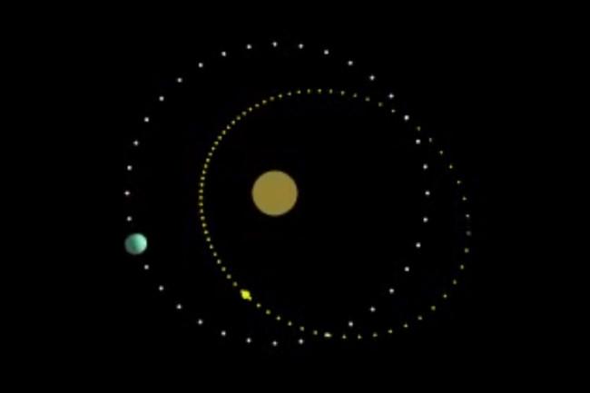 Earth's Second Moon - YouTube Screenshot